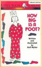 How Big Is a Foot? (Hardback or Cased Book)