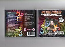 DJ Noise OXA Remember Trance Music 1991 - 2002 (2008 Noise) CD - TBA SWITZERLAND