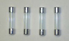 FOUR Enviro 50-2076 fuses, 4 amp, for Maxx, M55, Vistaflame VF 55 pellet stove
