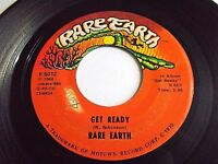 Rare Earth Get Ready / Magic Key 45 1970 Vinyl Record