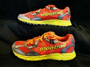 Montrail GL2138-672 Trail Hiking sneakers Size US 7.