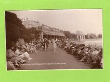 Rozel Bandstand Madeira Cove Weston Super Mare unused RP pc Donlion Ref D163