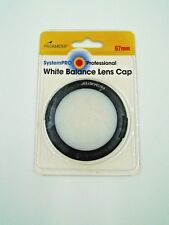 White Balance Lens Cap 67mm