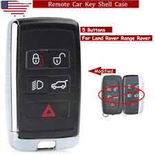 Modified Smart Remote Key Shell Fob 5b For Land Rover Range Rover Evoque Sport Fits More Than One Vehicle