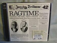 Jazz Tribune No 42- Ragtime- 1900-1930- BMG/ RCA 1995- 2 CDs WIE NEU