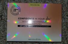 NIB IT Cosmetics Confidence In Your Glow Blushing Bronzer In Instant Nude Glow