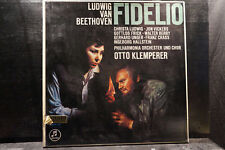L.v. Beethoven - Fidelio / Klemperer   3 LP-Box