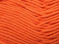 PATONS COTTON BLEND 8PLY 50G BALL KNITTING YARN - ORANGE #7