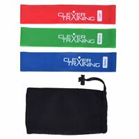 Clever Training Resistance Loop Bands - Set of 3