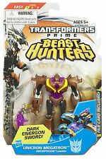TRANSFORMERS PRIME BEAST HUNTERS UNICRON MEGATRON COMMANDER CLASS FIGURE