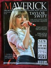 MAVERICK mag January 2014 TAYLOR SWIFT Scotty McCreery Deana Carter Toby Keith