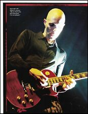 A Perfect Circle Billy Howerdel Gibson Les Paul Guitar 8 x 11 pin-up photo print