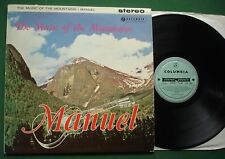 Manuel The Music Of The Mountains inc Mexican Hat Dance + SCX 3297 LP
