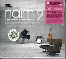 """Naim High Definition Jazz Sampler Vol.2"" 96kHz/24Bit Remastering Audiophile CD"