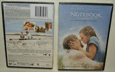 DVD - The Notebook - Ryan Gosling, Rachel McAdams - NEW & SEALED