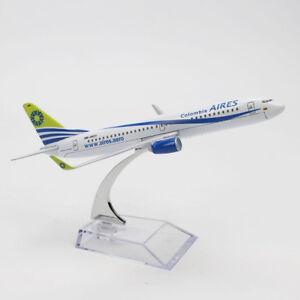 16cm Boeing737 HK4623 Colombia AIR Aircraft B737-800 Diecast Model Plane