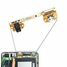 Micro USB Charging Port Headphone Flex  for Asus Google Nexus 7 2012 ME370T