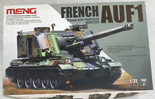 Meng TS4 1:35 French AUF1 155mm Self-Propelled Howitzer Model Kit