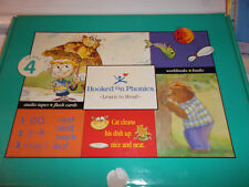 Learn to Read Hooked on Phonics Beginning Reading Level 4 Audio Cassettes