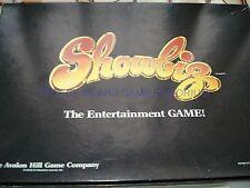 SHOWBIZ GAME - SHOWBIZ GAME AVALON HILL - ENTERTAINMENT GAME - 100%- AVALON HILL