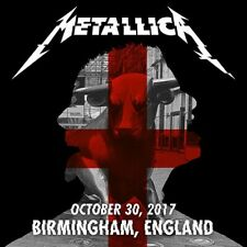 METALLICA / WorldWired Tour / LIVE / Genting Arena Birmingham - October 30, 2017