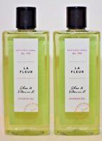 b9b29f8109 1 Bath   Body Works LA FLEUR Shower Gel 10 FL OZ Shea   Vitamin E