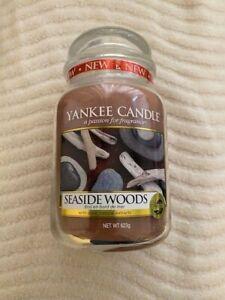 Yankee Candle Seaside Woods Candle