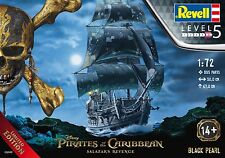 New Revell 05699 Pirates of the Caribbean Limited Edition Black Pearl Model Kit