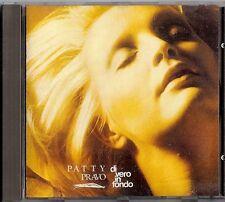 PATTY PRAVO - DI VERO IN FONDO   CD  1998  POLYGRAM