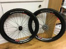 """DT Swiss 240s & FR600 26"""" Wheelset - Downhill Mountain Bike Wheels 157/150x12mm"""