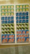 KILOWARE. 2.100 sellos usados de ESPAÑA en euros. 170 modelos diferentes