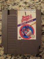 Bases Loaded II: Second Season (Nintendo Entertainment System, 1990) FREE SHIP