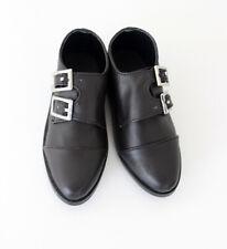 1/3 bjd 70-80cm Iplehouse EID ID72 Doll Dark Brown Huge Size Formal Shoes