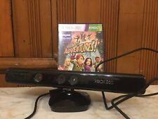 Xbox 360 Kinect Sensor With Kinect Adventures