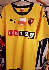 BNWT firmado Watford Guedioura 5 Camiseta De Fútbol Nottingham Forest Palacio De Argelia
