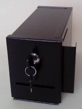 Metal toke box with J hook