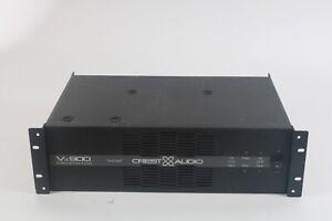 Crest Audio vs900 Professionell Strom Verstärker