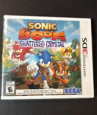 Sonic Boom [ Shattered Crystal ] (3DS) NEW