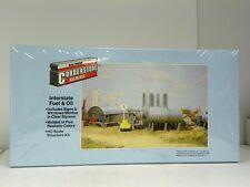 "Walthers/Cornerstone Ho U/A ""Interstate Fuel & Oil"" Plastic Model Kit Nos Ho"