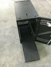 "DATUM CPU/Server Storage Cabinet, Mountable & Lockable, 24""x22""x12"""