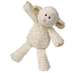 """Mary Meyer Marshmallow Zoo Lamb 13"""" Ultra Plush Stuffed Animal Toy"""