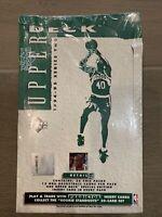 1994-95 UPPER DECK BASKETBALL FACTORY SEALED 36 PACK SERIES 2 WAX BOX *JORDAN 📈