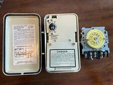 Intermatic Pf1102 Freeze Control & Model T104h Timer Control