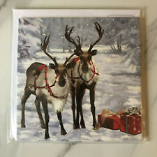 Set of 10 POP UP HOLIDAY CHRISTMAS FESTIVE GREETING CARDS