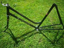 ANCIEN VELO ville SPIRIT CADRE VINTAGE ROAD  BICYCLE FRAME old bike