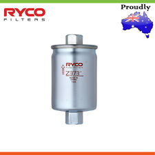 New * Ryco * Fuel Filter For FORD FPV TYPHOON BF2 4L 6Cyl 11/2006 -4/2008