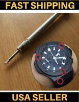 Watchmaker H Screwdriver For Swiss Hublot watch band strap bezel screws repair