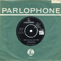 """THE BEATLES ~ I Want To Hold Your Hand ~ Original 1963 UK FIRST PRESSING 7"""" ~ EX"""