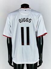 Maglia Manchester United Ryan Giggs 2012 2013 Champions Football Shirt XL Match