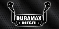 DURAMAX, Chevy, Chevrolet, GMC, Diesel Truck Garage Shop Quality Vinyl Banner
